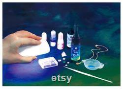 RESERVED For Jessica Padico, Best UV Resin 500g 35 cents per gram, LED Curing Resin, Star Drop, Hard Type, Non-yellowing,Waterproof